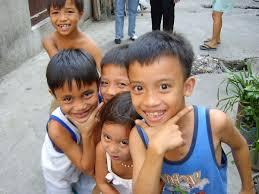 フィリピンセブ島子供