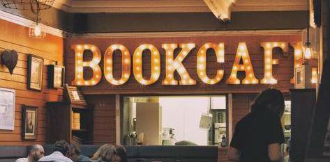 都内ブックカフェ