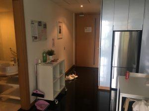 シンガポールairbnbの部屋3