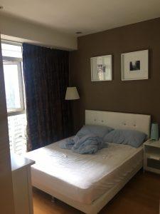 シンガポールairbnb寝室