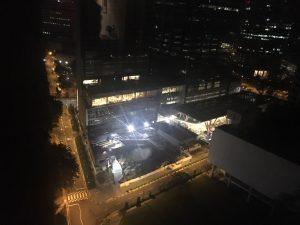 シンガポールairbnb眺め