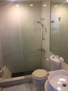 シンガポールairbnb風呂トイレ