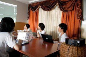 アクトハウスのプログラミング授業