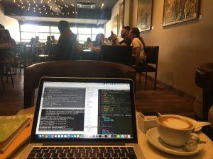 セブのcafe