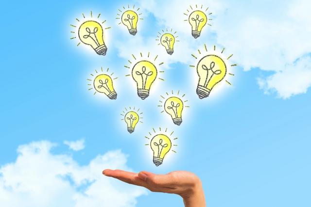 思考の整理や発見