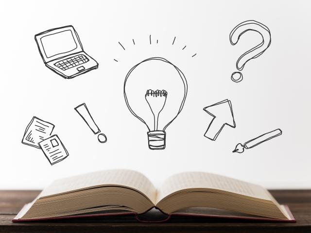 本とwebサイトどっちで勉強